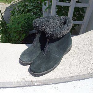 Storm By Cougar Leather Winter Boots